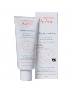 Avene tolerance extreme leche limpiadora 200ml