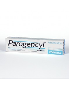 Pargencyl Control Pasta dentífrica 75ml